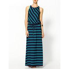 Stars Dress 158 | Michael Stars Harlow Maxi Dress ($158) found on Polyvore