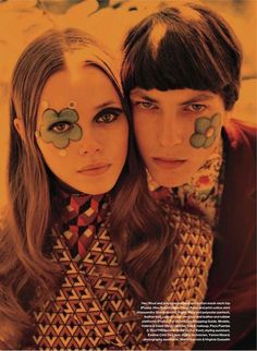 hippie makeup 215609900896812699 - Mundane Baggy Fashions : Lonely Hearts AW 2013 Source by Vintage Glam, Vintage Beauty, Vintage Bohemian, Retro Makeup, Vintage Makeup, 1960s Makeup, Twiggy Makeup, Makeup Inspo, Makeup Inspiration