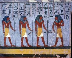 Llibre de les Portes. KV tomba 16 - Ramsés I