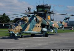 Mi-24VHungarian Air Force