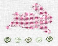 Garden Grumbles and Cross Stitch Fumbles: Happy Easter!