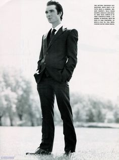 Cillian in Vogue. I want to have your beautiful androgynous looking babies.