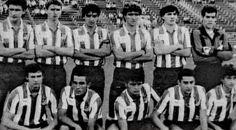 EQUIPOS DE FÚTBOL: ATLÉTICO DE MADRID contra Osasuna 09/09/1984