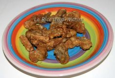 Carciofi 'ndurati e fritti, ricetta della tradizione