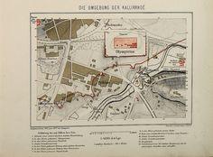 https://flic.kr/p/FVmPV7 | kallirhoe map | curtius athens illisus kallirhoe map