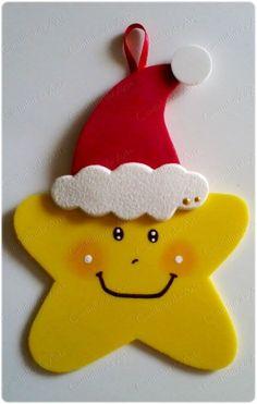 Elf Christmas Decorations, Xmas Ornaments, Christmas Crafts For Kids, Xmas Crafts, Felt Christmas, Felt Crafts, Diy And Crafts, Paper Crafts, Felt Decorations