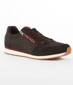 'Diesel Slocker Shoe' #buckle #fashion www.buckle.com