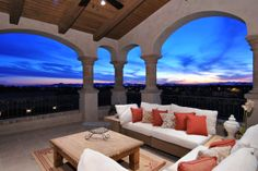 Spanish style estate - Luxury Calvis Wyant Homes
