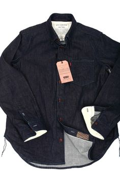 levi's denim oxford