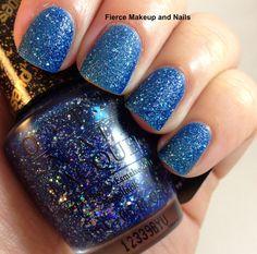 Fierce Makeup and Nails: OPI: Mariah Carey Liquid Sand Polishes