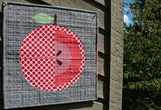 A Quilter's Table: An Apple a Day....