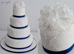 Sugar Ruffles, Elegant Wedding Cakes. Barrow in Furness and the Lake District, Cumbria: Wedding Cakes (continued)