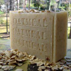 Oatmeal soap - Organic Oatmeal