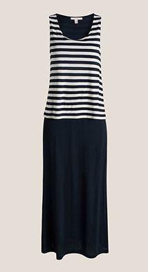 Esprit / Maxi dress in soft flowing jersey