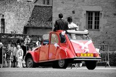1000 images about deco 2cv mariage on pinterest mariage just married and wedding cars. Black Bedroom Furniture Sets. Home Design Ideas