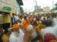 Faridabad Prabhat feri 98th day - 1