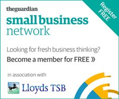"""How social media can benefit small businesses"" Guardian newspaper 14.08.12 