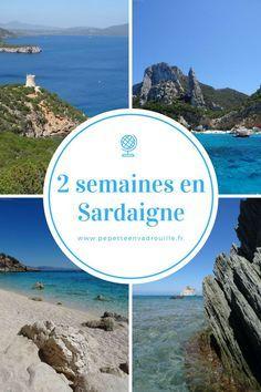 Itinéraire de 2 semaines en Sardaigne: visites, activités, plages paradisiaques et adresses gourmandes. Bienvenue au paradis!