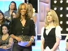 Manage your Make Up Addiction with Mary Kay Cosmetics The Tyra Banks Show | www.MaryKay.com/KatieButler #MaryKay #Makeup