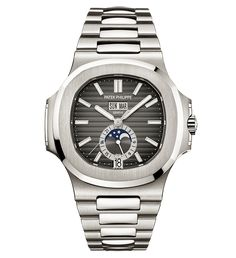 #PatekPhilippe Nautilus Stainless Steel #Watch