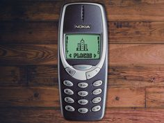 Nokia 3310 ShoutEm App / Siniša Cvahte
