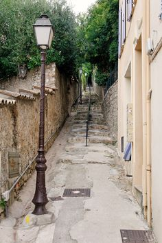 Traverse Saint Antoine - Le Cannet ~Repinned Via Martine SAUNAL