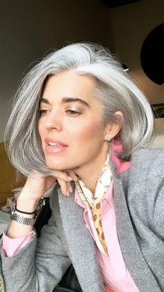 Underarm Hair Removal, Hair Removal Cream, Short Hair Cuts, Short Hair Styles, Silver Grey Hair, Gray Hair, White Hair, Dying My Hair, Grey Wig