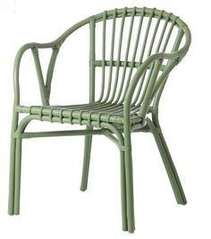 IKEA - HOLMSEL Armchair gray  Plastic feet protect your floor against scratching.  sc 1 st  Pinterest & Shop | Whatu0027s New | Bar Stools | Apple Green Rattan Bar Stool ... islam-shia.org