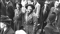 Máire Comerford with other Cumann na mBan women circa She worked as a Sinn Féin propagandist during the War of Independence (Pic: RTÉ Stills Library) Ireland 1916, Family History Book, History Books, Irish Independence, Die Revolution, Easter Rising, Erin Go Bragh, Dublin City, Irish Celtic