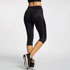 Fashion Fitness Leisurewear Running Active Sports Yoga Pants Leggings – Activa Star Women's Sports Leggings, Gym Leggings, Capri Leggings, Workout Leggings, Workout Pants, Leggings Are Not Pants, Workout Outfits, Fitness Fashion, Yoga Pants