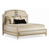 Carleton - Upholstered Bed