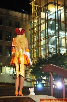 Great Sailor Venus cosplay