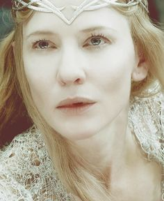 Galadriel - Cate was perfect, couldn't imagine a better actress for this role.