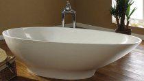 Clearwater Teardrop Large Freestanding Bath 1910mm