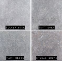 Betonlook verf / Effect Paint - Primer - 1 liter - Wit -