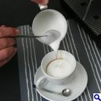 Milk frothing guide - lots of pics and good descriptions to get the perfect froth for your coffee