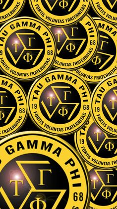 Tau Gamma, Black Wallpaper, Juventus Logo, Ios, Iphone, Android, Black Background Wallpaper