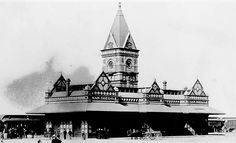 Santa Fe passenger terminal in San Diego prior to 1915 - Victorian architecture - Wikipedia, the free encyclopedia