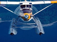 Kenmore Air, North America's first all-floatplane operator, makes daily flights between Victoria, BC and Seattle, WA.