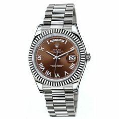 http://www.horloger-paris.com/fr/2974-rolex   Rolex Oyster Perpetual Day-Date II Or Gris ...