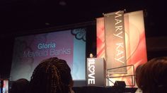 Gloria Mayfield Banks at Career Conference 2014