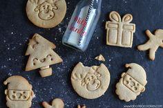 Christmas cookie cutters - Emporte-pièces de Noël - Laboiteacookies.com