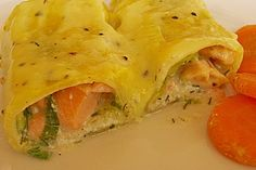 Cannelloni mit Lachs