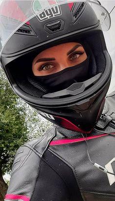 Motocross Girls, Biker, Motorcycles, Helmet, Superhero, Eyes, Fictional Characters, Women, Fashion