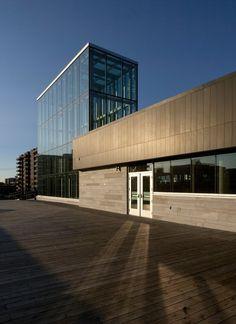 Bibliothque du Bois, Montreal, 2014 - Lemay Associ?s
