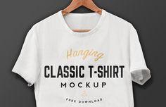 Medialoot - Hanging T-Shirt Mockup