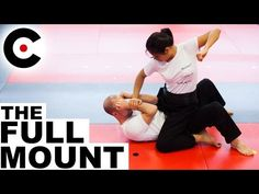 Full Mount Position & 5 Escapes – Ground Fighting | Effective Martial Arts - YouTube