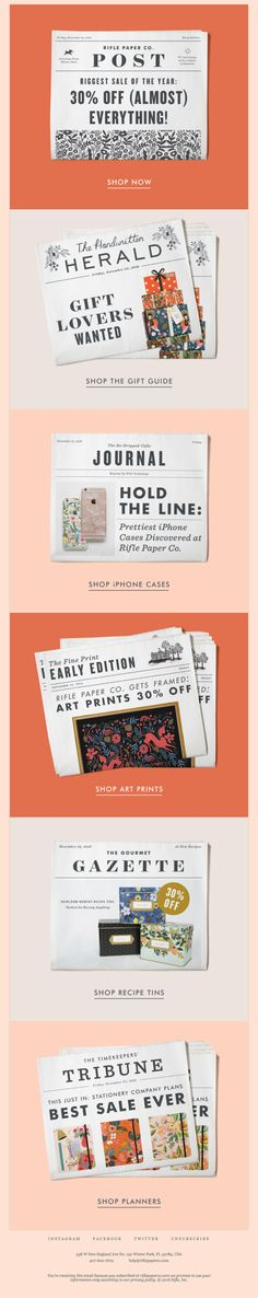 97 best product sale emails images best email email newsletter rh pinterest com