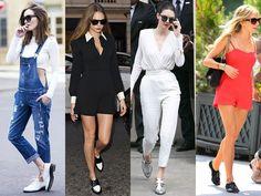 Sapato Oxford   Sutileza Feminina