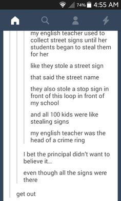 Me as a teacher